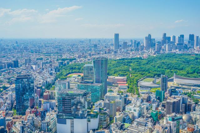 2030年、世界における東京都市部の価値、優位性は?