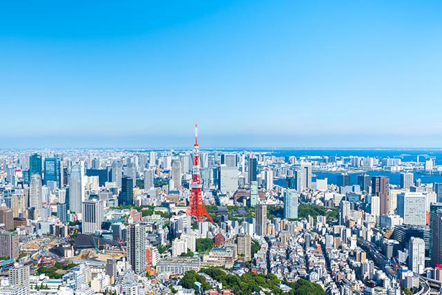 東京は広い。エリア区分とそれぞれの特徴