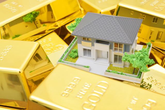 先行きが見えない世界経済 「金×不動産」実物資産への投資で防御力アップ